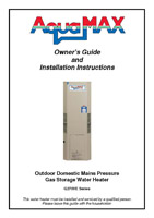 Heat pump water heater brochure