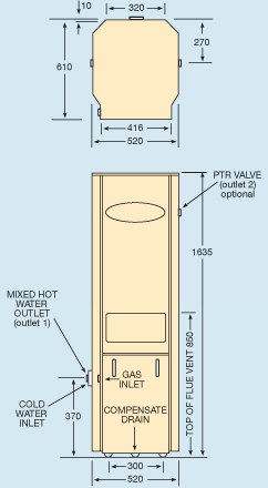 AQUAMAX 390 diagram