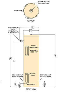 SS Electric Diagram