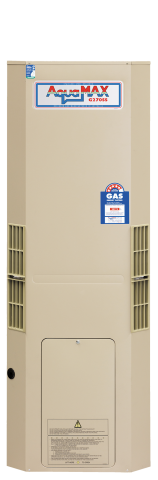 AquaMAX 130/270L Nat Gas Hot Water System