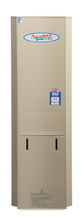 AquaMAX 155/340L Natural Gas Water Heater (Stainless Steel)